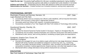 Sample Resume For Government Employee Philippines Unique Job