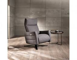 Natuzzi Swivel Chair Brown by Natuzzi Sofia Fabric Swivel Recliner Chair Natuzzi Furniture World