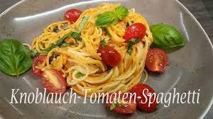 thermomix tm31 tm5 tm6 knoblauch tomaten spaghetti