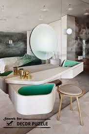 Double Bathroom Vanities With Dressing Table by Bathroom Double Bathroom Vanity With Makeup Table Makeup Vanity