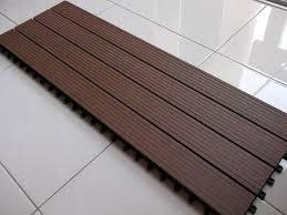 Kon Tiki Wood Deck Tiles by Wooden Decking Floor Interlocking Tiles U2013 Meze Blog