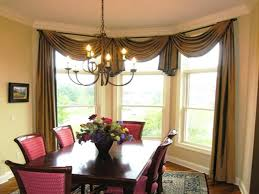 Medium Size Of Formal Dining Room Drapes Bay Window Curtain Ideas Formallivingroomcurtains Enchanting Treatments Pictures