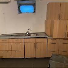 küchenzeile ohne geräte gebraucht