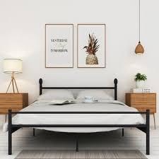 Full Size Platform Bed For Less