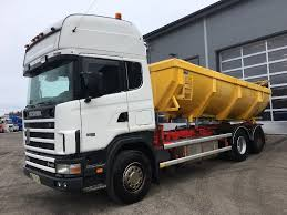 Scania R164 6x2 - Tipper Trucks - Transportation - Suvanto Trucks Plus