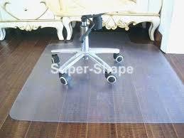 Creative Ideas Plastic Chair Mat For Office Latest Hard Floor