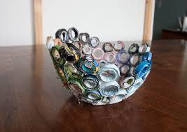 DIY Rolled Paper Gift Basket