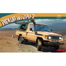 MENG VS005 1/35 PICK UP W/ZPU 2 Plastic Military Truck Model Kit ... Italeri American Supliner 3820 124 New Plastic Truck Model Kit Ford F350 From Meng Model Kit Scale Cars Cheap Peterbilt Kits Find Bedford Tk Cab Milford Models L1500s Lf 8 German Light Fire Icm Holding Mack Dm600 Tractor 125 Mpc 859 Shore Line Dodge Truck Kits Dodge Pickup Factory Sealed Revell 07411 Intertional Prostar Amt Usa Scale Fruehauf Flatbed Trailer Zombie Tales The Apocalypse Scene 1 By Colpars Hobbytown Oil Field Trucks Inscale Pinterest