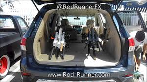 Rod-Runner Fishing Rod Holder Caddy | SUV Loading - YouTube In Vehicle Fishing Pole Holder Youtube Best 25 Fishing Ideas On Pinterest Pvc Rod Spider Rigging Diy Vehicle Fly Rod Mount Surftalk Jeep Holder The Rivers Course Double Duty Pickup Rack Reel For Inside Truck Topper Walleye Message Titan Nissan Forum Homemade Holders For Trucks And Pole 5foot Bed New Product Design Need Input Truck Bed Rack Storage