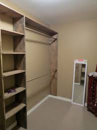 Free Closet Organizer Plans by Best 25 Build A Closet Ideas On Pinterest Building A Closet