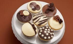 muffins mit feinem flüssigem schokoladenkern rezept