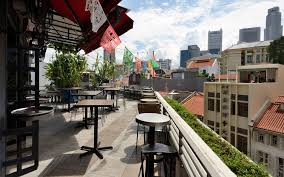 100 Singapore House Ann Siang Hotel Review Telegraph Travel