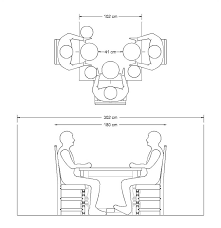 Height Of Dining Room Table
