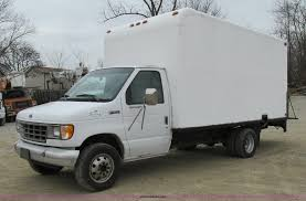 1995 Ford E350 Box Van | Item H7607 | SOLD! February 25 Vehi... 1993 Ford E350 Box Truck Item C2439 Sold August 22 Midw 2010 Isuzu Npr Box Van Truck For Sale 1015 2011 Box Truck By Currie A Commercial 2007 Ford E350 Super Duty 10 Ft 021 Cinemacar Leasing Trucks Cassone And Equipment Sales Review Photos Van In Atlanta Ga For Sale Used 2002 Super Duty L5516 Aug Putting Shelving A 2012 Vehicles Contractor Talk 2008 12 Passenger Bus Ford Big Straight In Colorado