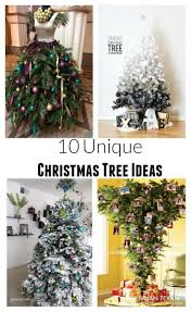 Captivating Ombre Christmas Tree And 10 Unique Ways To Decorate A Trees