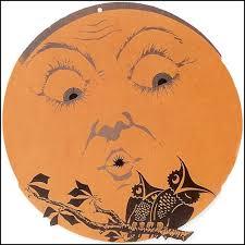 Owl Pumpkin Template by My Owl Barn Vintage Halloween Moon And Owl Pumpkin Stencil
