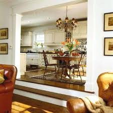 Outstanding Kitchen And Dining Room Dividers Traditional By Architects Divider Gallery