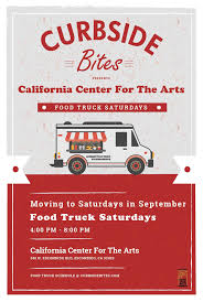 Food Truck Saturday At California Center For The Arts, Escondido ...