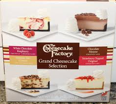 The Cheesecake Factory White Chocolate Raspberry Chocolate Mousse Snickers Bar & Strawberry