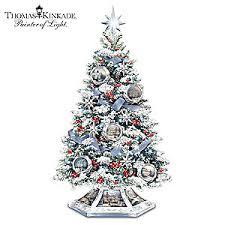 Thomas Kinkade Christmas Tree For Sale by Thomas Kinkade Reflections Of The Season Christmas Tabletop Tree