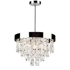 Mini Chandelier Over Bathtub by Above Tub In Master Bath 419 52 At Robinson Lighting Centre 3