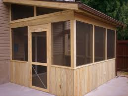 Diy Wood Patio Cover Kits by What Is Knee Wall Railing And Why Would I Want It St Louis