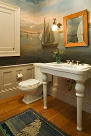 Coastal Themed Bathroom Decor by 32 Sea Style Bathroom Interior And Decorating Inspiration Home