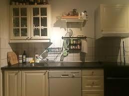 ikea schöne schwarz weisse küche spülmaschiene herd ofen