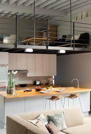 offener wohnraum mit küche und bild kaufen 11988526