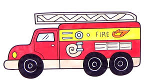 100 How To Draw A Fire Truck For Kids 1628 MB To Fire Truck Coloring Pages Learning Drawing