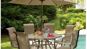 Sears Rectangular Patio Umbrella by Patio U0026 Pergola Patio Furniture Design Awesome Sears Outlet