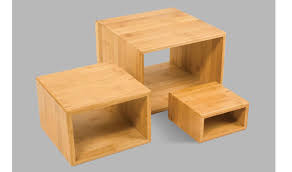 Bamboo Risers And Card Holders From FFR