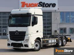 100 Truck Store MERCEDESBENZ Actros 2545 6x2 Container Chassis