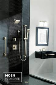 Moen 90 Degree Faucet Brushed Nickel by 91 Best Bathroom Images On Pinterest Bathroom Ideas Bathroom