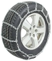 2016 Porsche Macan Titan Chain Snow Tire Chains - Ladder Pattern ...