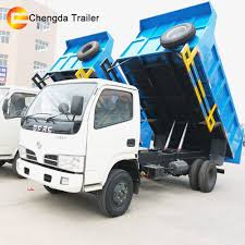100 5 Ton Dump Truck China Dongfeng Ton Small Light Tipper For Sale China