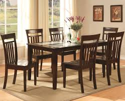 Glass Top Dining Room Tables Rectangular For More Elegant Classic Table Design