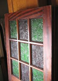 100 Flannel Flower Glass Church Confessional Doors Flannel Flower Panes Etsy