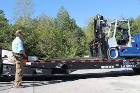 100 Rowe Truck Equipment New Hoist FR 4060 Extendable Counterweight Forklift