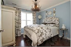 beautiful brown and blue for guest room take out the hideous