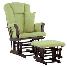 Storkcraft Tuscany Custom Glider Chair And Ottoman Set In ...