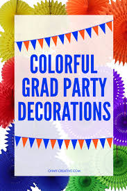 Graduation Table Decorations To Make by 25 Graduation Party Themes Ideas And Printables