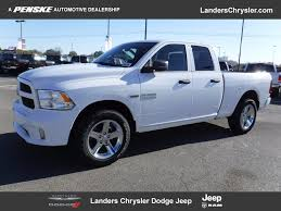 2018 New Ram 1500 2WD QUAD CAB 6'4' BX At Landers Serving Little ...