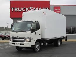 100 Used Box Trucks For Sale By Owner 2012 HINO 258LP BOX VAN TRUCK FOR SALE 612203