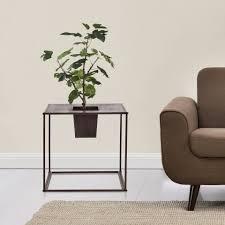 casa pro pflanzkübel 2 stück pflanzkübel edelrost würfelform blumenkübel blumentopf pflanzen indoor kaufen otto