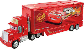 Amazon.com: Disney/Pixar Cars Mack Action Drivers Playset: Toys & Games Blue Dinoco Mack The Truck Disney Cars Lightning Mcqueen Spiderman Cake Transporter Playset Color Change New Hauler Car Wash Pixar 3 With Mcqueen Trailer Holds 2 Truck In Sutton Ldon Gumtree Lego Bauanleitung Auto Beste Mega Bloks And Launching 95 Ebay Toys Hd Wallpaper Background Images Remote Control Dan The Fan Cone