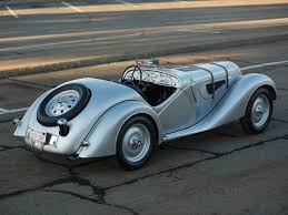 1939 BMW 328 to sell between $700K $900K