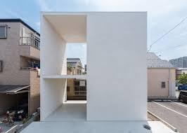 100 Japanese Modern House Design Two Patios Cut Through Little Big Terrace