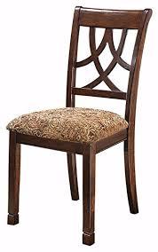 amazon com ashley furniture signature design leahlyn dining