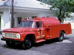 100 Ford Fire Truck F600 1963 Photos 1280x960